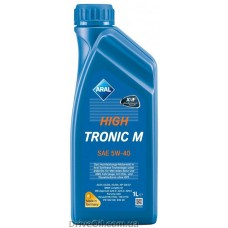 Моторное масло Aral HighTronic M 5W-40 1л