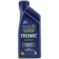 Моторное масло Aral SuperTronic 0W-40 1л