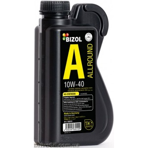 Моторное масло Bizol Allround 10W-40 1 л