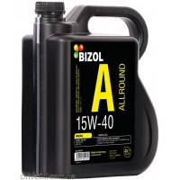 Моторное масло Bizol Allround 15W-40 4л
