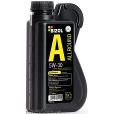 Моторное масло Bizol Allround 5W-30 1л