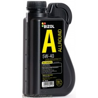 Моторное масло Bizol Allround 5W-40 1л