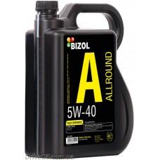 Моторное масло Bizol Allround 5W-40 4л
