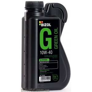Моторное масло Bizol Green Oil 10W-40 1 л