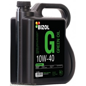 Моторное масло Bizol Green Oil 10W-40 4 л
