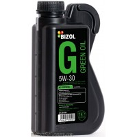 Моторное масло Bizol Green Oil 5W-30 1л