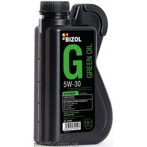 Моторное масло Bizol Green Oil 5W-30 1 л