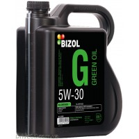 Моторное масло Bizol Green Oil 5W-30 4л