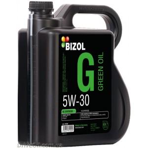 Моторное масло Bizol Green Oil 5W-30 4 л
