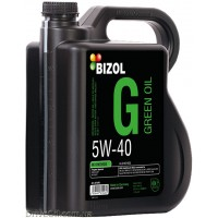 Моторное масло Bizol Green Oil 5W-40 4л