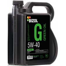 Моторное масло Bizol Green Oil 5W-40 4л