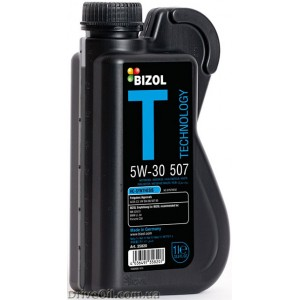 Моторное масло Bizol Technology 5W-30 507 1 л