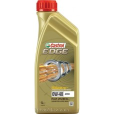 Моторное масло Castrol EDGE Titanium FST 0W-40 A3/B4 1л