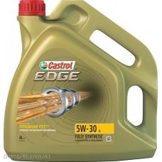 Моторное масло Castrol EDGE Titanium FST 5W-30 LL 4л