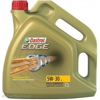 Моторное масло Castrol EDGE Titanium FST 5W-30 LL 5л