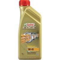 Моторное масло Castrol EDGE Titanium FST 5W-40 1л