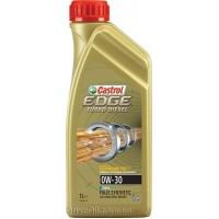 Моторное масло Castrol EDGE Titanium FST Turbo Diesel 0W-30 1л