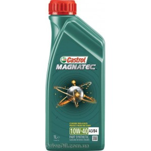 Моторное масло Castrol Magnatec 10W-40 A3/B4 1 л