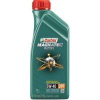Моторное масло Castrol Magnatec Diesel 5W-40 DPF 1л