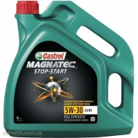 Моторное масло Castrol Magnatec STOP-START 5w-30 A3/B4 4л