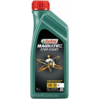 Моторное масло Castrol Magnatec STOP-START 5w-30 A5 1л