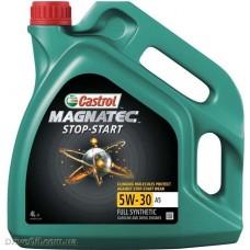 Моторное масло Castrol Magnatec STOP-START 5w-30 A5 4л