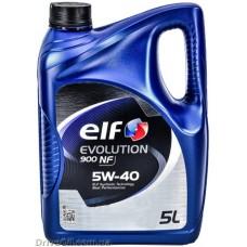 Моторное масло Elf Evolution 900 NF 5W-40 5л