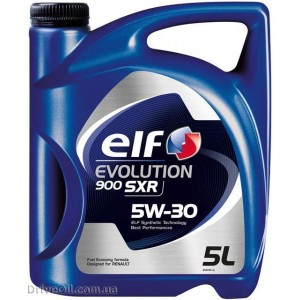 Моторное масло Elf Evolution 900 SXR 5W-30 5 л