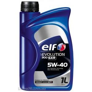 Моторное масло Elf Evolution 900 SXR 5W-40 1 л