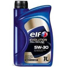 Моторное масло Elf Evolution Full-Tech FE 5W-30 1л