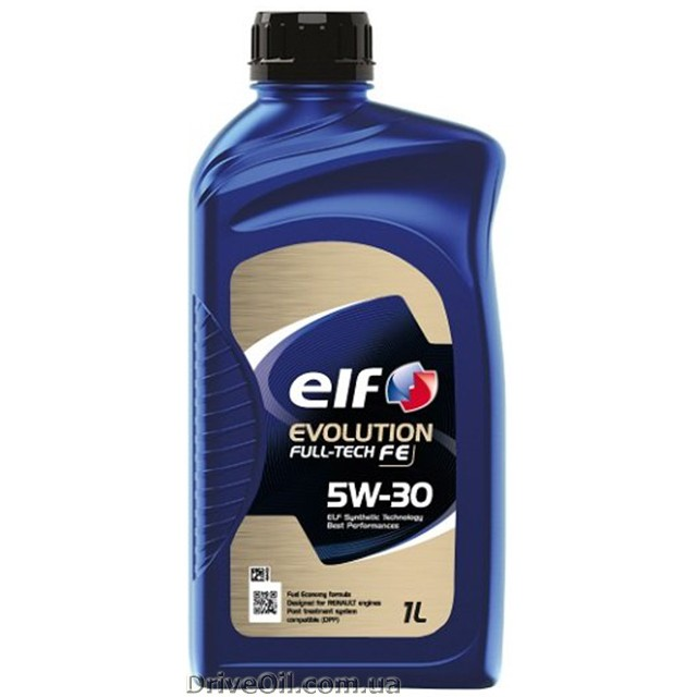 Моторное масло Elf Evolution Full-Tech FE 5W-30 1 л