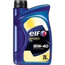 Моторное масло Elf Sporti TXI 15W-40 1л