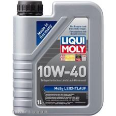 Моторное масло Liqui Moly MoS2 Leichtlauf 10W-40 1л