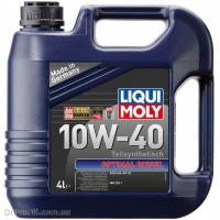 Моторное масло Liqui Moly Optimal Diesel 10W-40 4л