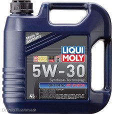 Моторное масло Liqui Moly Optimal HT Synth 5W-30 4л