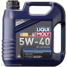 Моторна олива Liqui Moly Optimal Synth 5W-40 4л