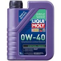 Моторное масло Liqui Moly Synthoil Energy 0W-40 1л