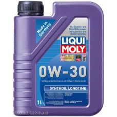 Моторна олива Liqui Moly Synthoil Longtime 0W-30 1л