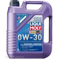 Моторное масло Liqui Moly Synthoil Longtime 0W-30 5л