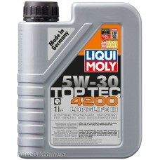 Моторное масло Liqui Moly Top Tec 4200 5W-30 1л