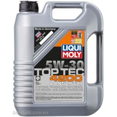 Моторное масло Liqui Moly Top Tec 4200 5W-30 5л