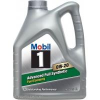 Моторное масло Mobil 1 0W-20 4л