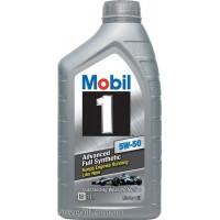 Моторное масло Mobil 1 5W-50 1л