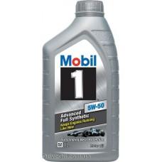Моторное масло Mobil 1 FS X1 5W-50 1л
