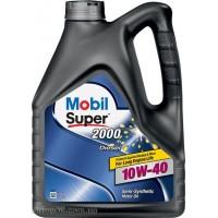 Моторное масло Mobil Super 2000 x1 Diesel 10W-40 4л