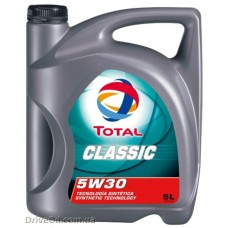 Моторное масло Total Classic 5W-30 5л