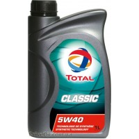 Моторное масло Total Classic 5W-40 1л