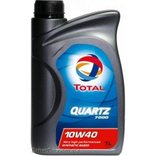 Моторное масло Total Quartz 7000 10W-40 1л
