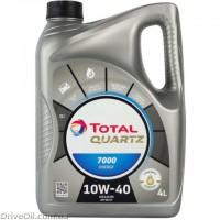 Моторное масло Total Quartz 7000 Diesel 10W-40 4л