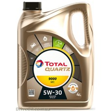 Моторное масло Total Quartz 9000 FUTURE NFC 5W-30 4л